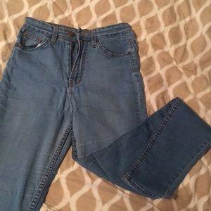 Fashion Nova Super High Waist Skinny Jeans